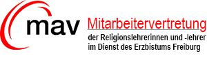MAV der Religionslehrer und -lehrerinnen im Dienste der Erzdiözese Freiburg